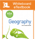 AQA A-level Geography Whiteboard [S]..[1 year subscription]